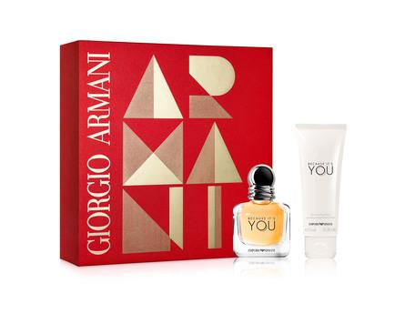 Giorgio Armani Because It´s You Gaveæske