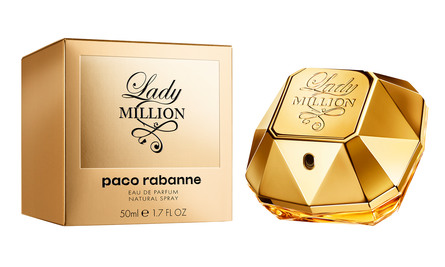 lady million parfume