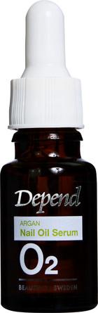 Depend O2 Argan Nail Oil Serum