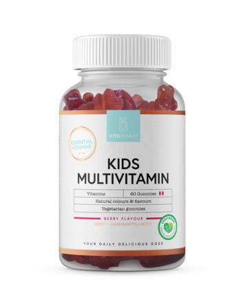 VitaYummy Kids Multivitamin Børn