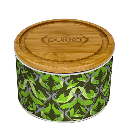 Pukka Keramik-Krukke – Supreme Matcha Green 10 breve