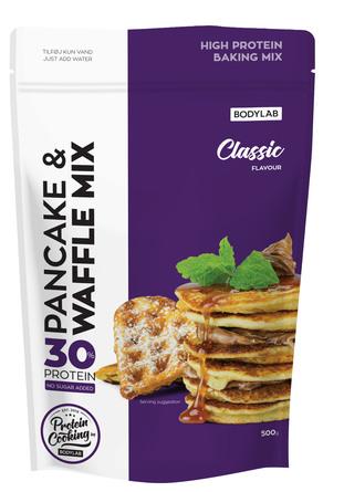 BodyLab Pancake & Waffle Mix Classic 500 g