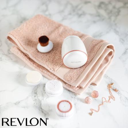 Revlon Rense- og Makeupansigtsbørste Ultimate Glow
