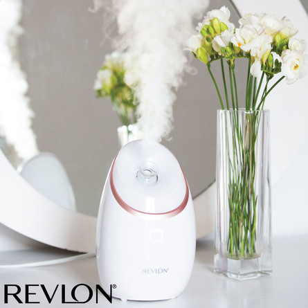 Revlon Ansigtsdamper og Ansigtssauna Ultimate Glow