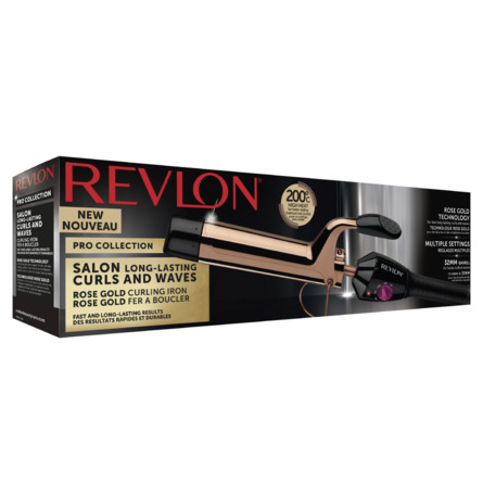 Revlon Klemmekrøllejern Pro Collection 32 mm