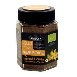La Posada Instant Hazelnut Vanilla Økologisk 50 gr