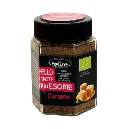 La Posada Instant Caramel Økologisk 50 gr.