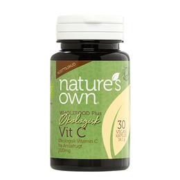 Panacea Vitamin C fra Amlafrugt Øko 30 kap