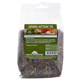 Grøn Sencha te Ø 100 g