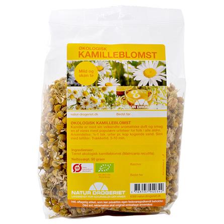 Kamilleblomst Ø 50 g
