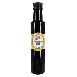 Helsekost diverse Hampefrøolie koldpresset Øko 250 ml