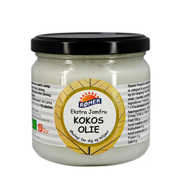 Helsekost diverse Kokosolie ekstra jomfru koldpresset Øko 300 ml