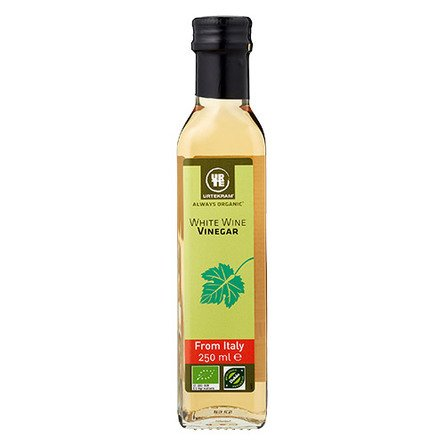 White Wine vinegar Ø 250 ml