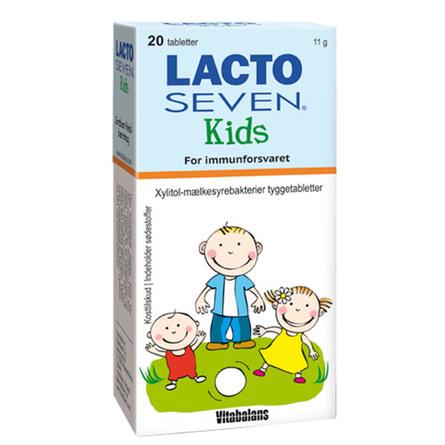 Lacto Seven Kids 20 tab