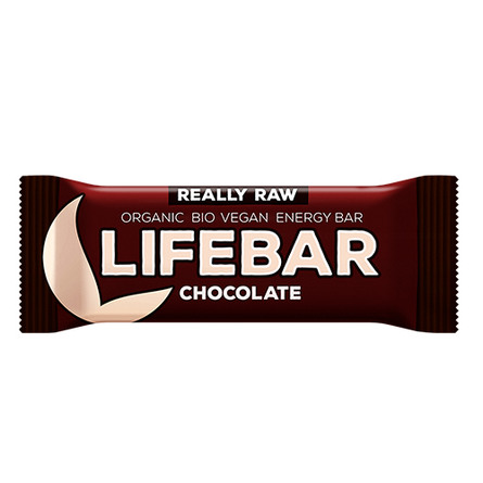 NatureSource Lifebar Chokolade Øko RAW 47 g