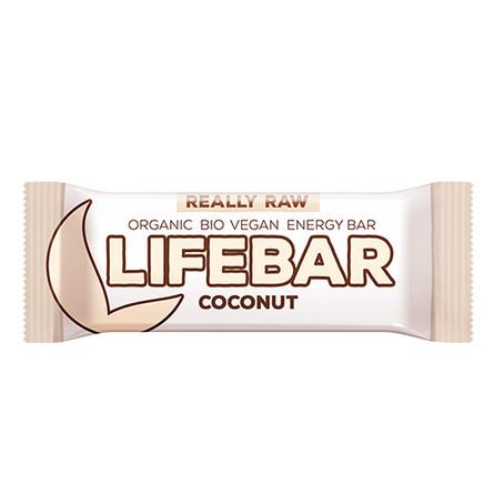 NatureSource Lifebar Coconut Øko Raw 47 g