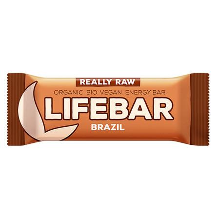 NatureSource Lifebar Brazil Paranød Øko RAW 47 g