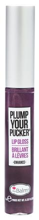 The Balm Lip Gloss Plump Your Pucker - Enhance