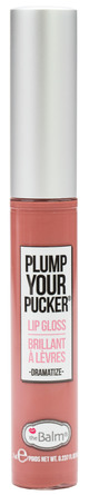 The Balm Lip Gloss Plump Your Pucker - Dramatize
