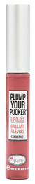 The Balm Lip Gloss Plump Your Pucker - Exaggerate
