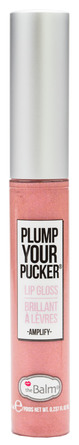 The Balm Lip Gloss Plump Your Pucker - Amplify