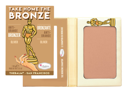The Balm Bronzer Take Home the Bronze - Oliver