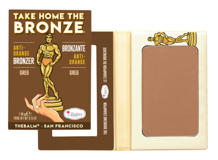 The Balm Bronzer Take Home the Bronze - Greg