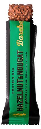 Barebells Hazelnut & Nougat Protein Bar 55g