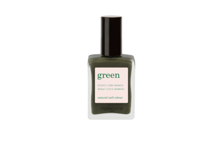 Green Manucurist Neglelak 31038 Khaki