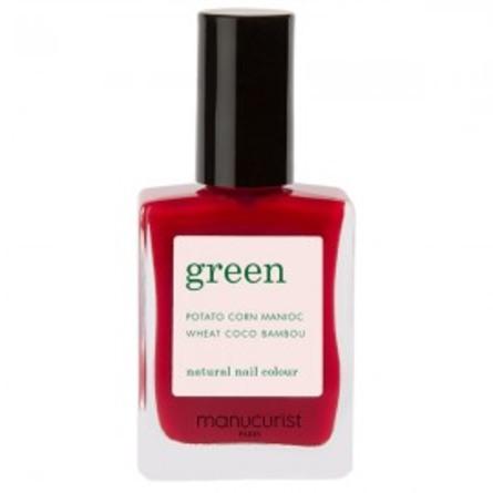 Green Manucurist Neglelak 31007 Pomegranate
