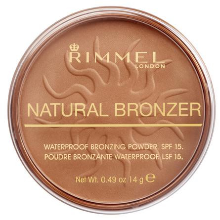 Rimmel Natural Bronzer 021 Sunlight