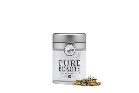 Teatox Pure Beauty 50g   Øko