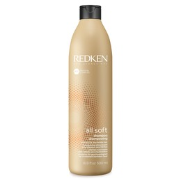 Redken All Soft Shampoo 500 ml