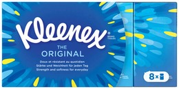 Kleenex Original lommepak 8x9 Stk.
