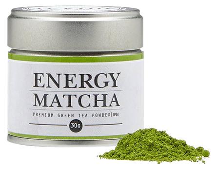 Teatox Energy Matcha 30g   Øko