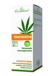 Cannaderm Thermolca Massagecreme 200 ml
