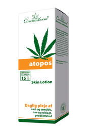 Cannaderm Atopos Skin Lotion 150 ml