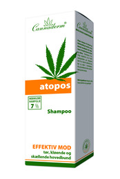 Cannaderm Atopos Shampoo 150 ml