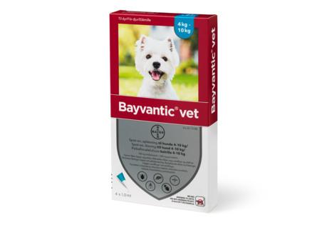 Bayvantic Vet til hunde 4 - 10 kg