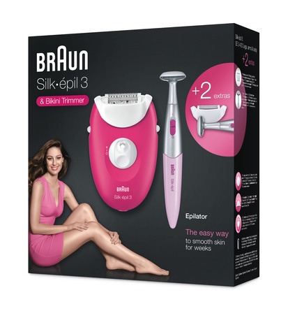 Braun Epilator Series 3 SE3-420