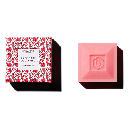 BENAMÔR Rose Amélie The Fat Soap 100 g