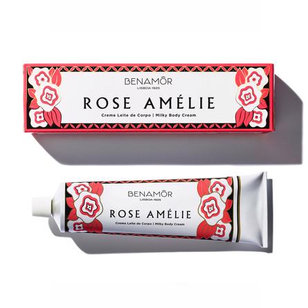 BENAMÔR Rose Amélie Body Cream 150 ml