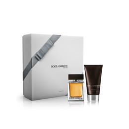 Dolce & Gabbana The One For Men Gaveæske 50 Ml + 75 Ml