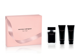 Narciso Rodriguez For Her Gaveæske 50 Ml + 75 Ml + 75 Ml
