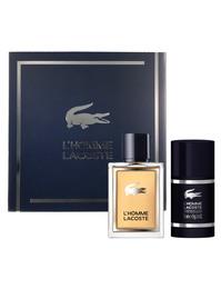 Lacoste L'Homme Gaveæske 50 ml + 75 ml