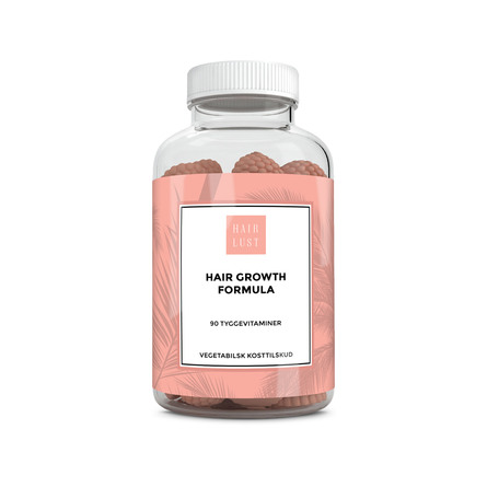 HairLust Hair Gummies 90 stk.