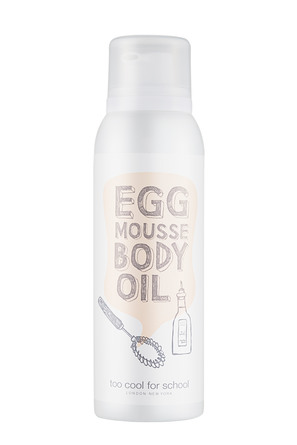 Too Cool For School Egg Mousse Body Oil 150 ml