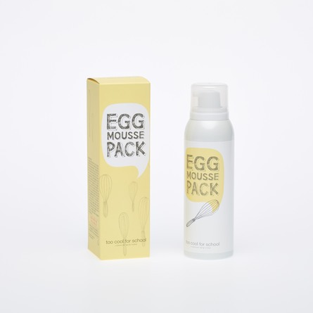 Too Cool For School Egg Mousse Pack 100 ml