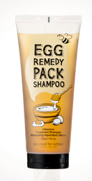 Too Cool For School Egg Remedy Pack Sampoo 200 ml