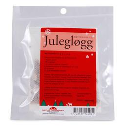 Julegløgg krydderier m. juleetiket 11 g
